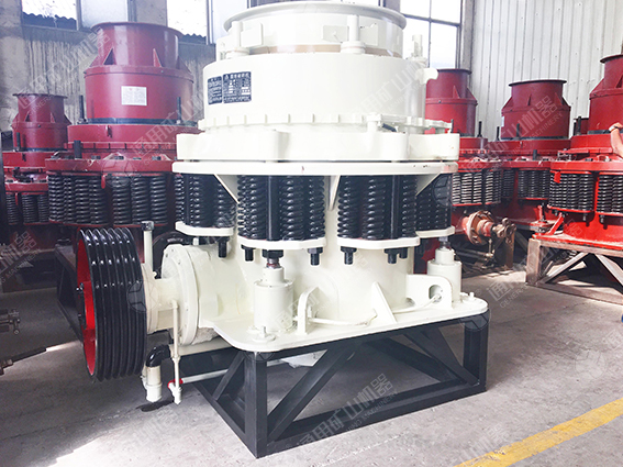 Hebei 400TPH Pebble Crushing Line