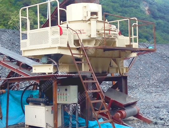 Egypt customer 150-450 TPH stone production line
